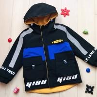 Куртка двухсторонняя STJ  (116-134) 6852