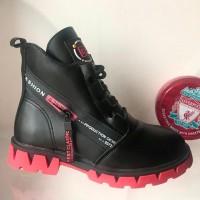 Ботинки Канарейка (32-36) A8113-1
