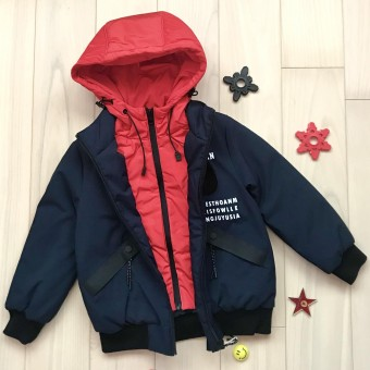 Куртка Skorpian (104-128) SK-MM2706M