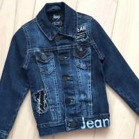 Пиджак джинсовый  AYUGI (92-116) 17060