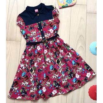 Платье Modi Mix (110-128) 319