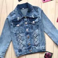 Пиджак джинсовый LEEN (1-4) 6-116