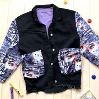 Пиджак джинсовый Jack Lions (140-164) 21227