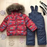 Куртка + полукомбинезон Kiko (74-92) 3006M