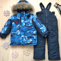 Куртка + Комбинезон Donilo (110 - 128) 3057Б