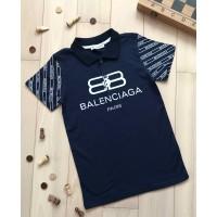 Тенниска Balenciaga (140-164) 3749