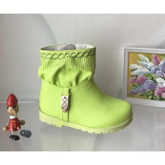 Ботинки Веселый мишка  (21-27) E68-D480
